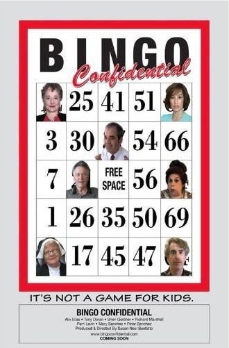 Bingo Confidential DVE